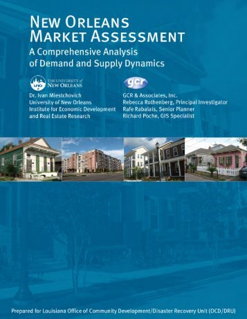 New Orleans Market Assessment - Louisiana