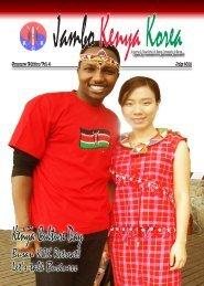 KCK Newsletter July 5 Final - Kenya Community in Korea (KCK)