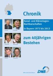 Chronik 40 Jahre NB V7-4 - DWA Bayern