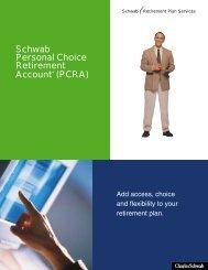 PCRA - Trinity Health Retirement Program