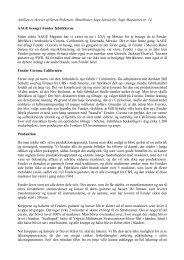 Artiklen kan også hentes som pdf-fil. - 4Sound