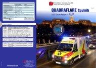 QUADRAFLARE Sputnik - Rauwers GmbH