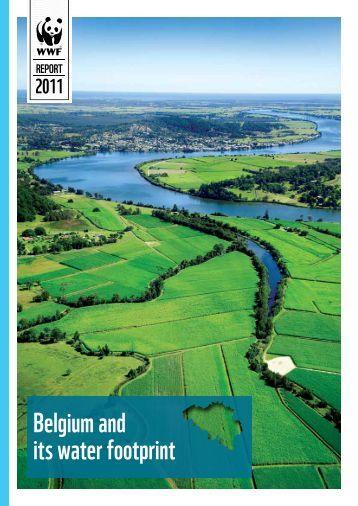 Belgium and its water footprint - Water Footprint Network