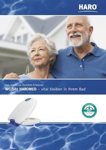 WC-Sitz HAROMED - Schwaneweder Haustechnik GmbH