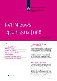 RVP Nieuws 14 juni 2012 | nr 8 - Caransscoop