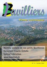BAVILLIERS COM. - N° 14 - OVH.net