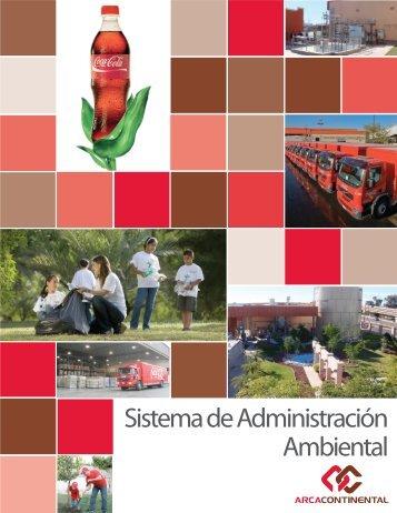 Sistema de Administración Ambiental - Arca Continental