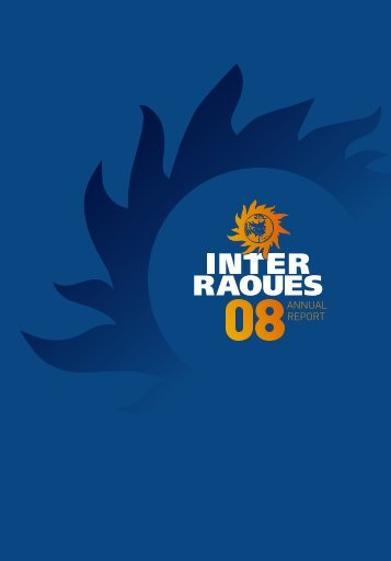 JSC INTER RAO UES Annual Report for 2008 - Интер РАО ЕЭС