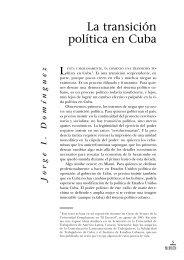 La transición política en Cuba - cubaencuentro.com