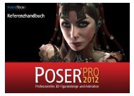 Poser Tutorial Manual pdf - Smith Micro Software, Inc