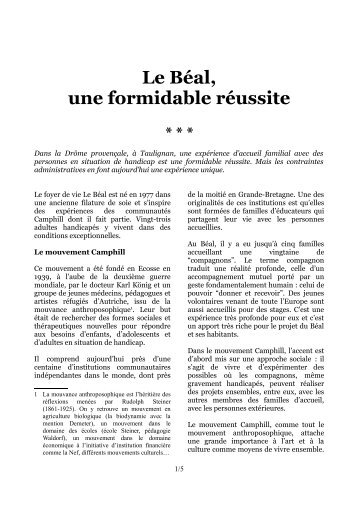 Silence_Alternative_Beal.pdf PDF a4