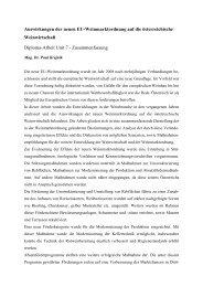 Zusammenfassung - Weinakademie Österreich
