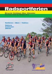 Radfahren – Biken - Mallorca Aktiv GmbH