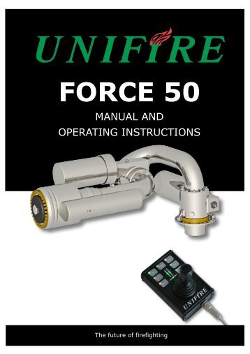 Brochures_files/FORCE50 MANUAL 2012 v9(1).pdf - PirateSafe.com