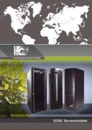 ECSO Serverschränke - ECSO GmbH