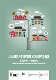 Scarica la guida Lavorare Vivere Condividere - Provincia di Milano