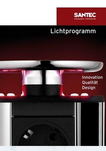 lEd-aufbauleuchten - SANTEC HD Sprinkmann GmbH und Co. KG
