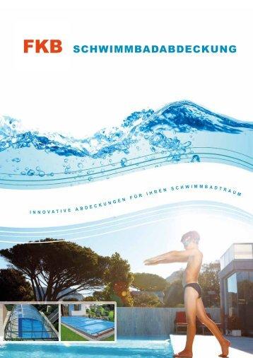 Schwimmbadabdeckung Fkb Schwimmbadtechnik