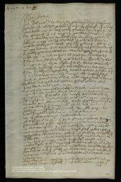 Koninklijk Huisarchief, Archief Constantijn Huygens, G1 ... - Historici.nl