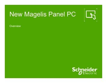 New Panel PC - Schneider Electric