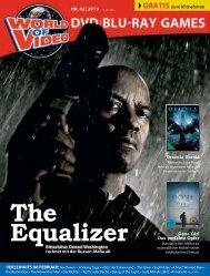World of Video Kundenmagazin 2015-02
