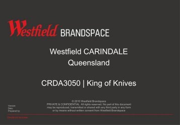 Carindale-King-of-Kn.. - Westfield Pop-Up