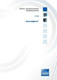 Werkzeuglos und vielseitig - Joachim Uhing KG - K Magazin