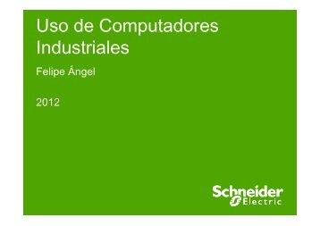 PC Industrial - Productividad - Schneider Electric