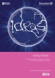 Download the full conference programme (pdf) - Internationalising ...