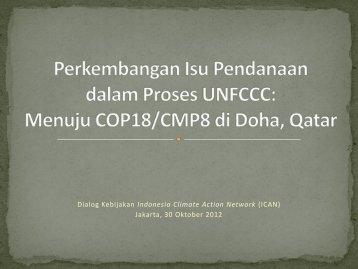 Jakarta, 30 Oktober 2012 - IESR