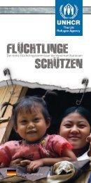 UNHCR-Broschüre