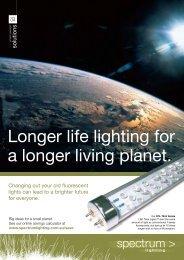 Download brochure - Spectrum Lighting