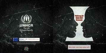 Man sieht, was man sehen will. - UNHCR
