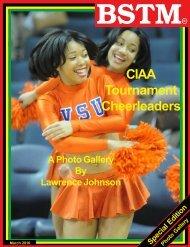 Black Sports Magazine (BSTM) - Johnson C. Smith University Athletics
