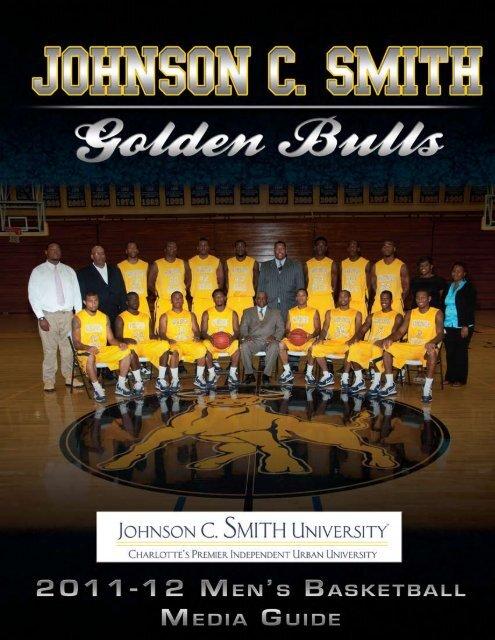 2011-12 MBB Media Guide (PDF) - Johnson C. Smith University ...