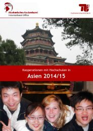 aktuellen Ausschreibung (PDF, 977,6 KB) - Akademisches ...