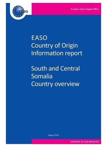 COI-Report-Somalia