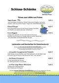 Schloss-Schänke - Schloss Plaue - Seite 5