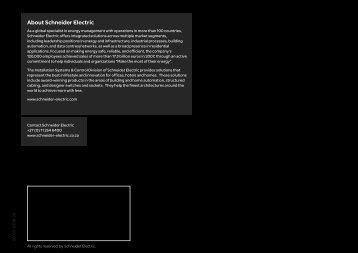 Wiser home control (pdf 3.4Mb) - Schneider Electric