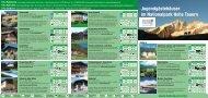 Unterkunftsverzeichnis1.23 MB - Hohe Tauern