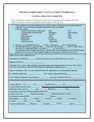 physician order sheet - American Nurse Today