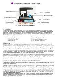 Vis bruksanvisning - Hjelpemiddeldatabasen