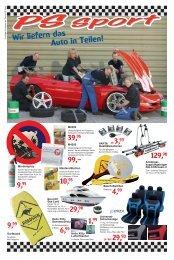 Wir liefern das Auto in Teilen! - PS-Sport