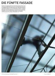 Architektur +Technik, Fassade 2011 - Tuchschmid