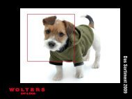 Wolters Katalog 2009 - Cool Pets Paradise