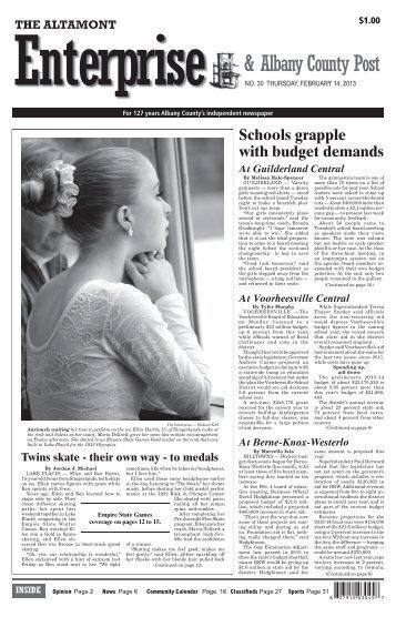 enterprise pages 2-14-13.indd - The Altamont Enterprise