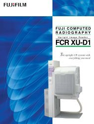 FCR XU-D1 (PDF:557KB) - Fujifilm