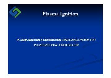 Plasma Ignition Technology - India Core