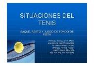 SITUACIONES DEL TENIS - Miguel Crespo