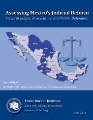 Judicial Reform.indd - Justice in Mexico